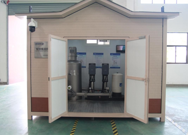 标准化智能化泵房