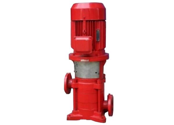 XBD-VM立式多级消防泵(CCCF认证产品)