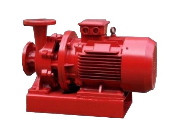 XBD-HW卧式单级切线消防泵