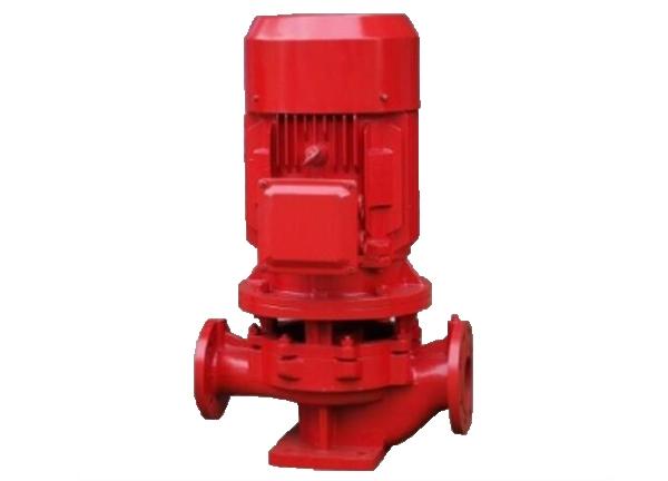 XBD-HL立式单级切线消防泵(CCCF认证产品)