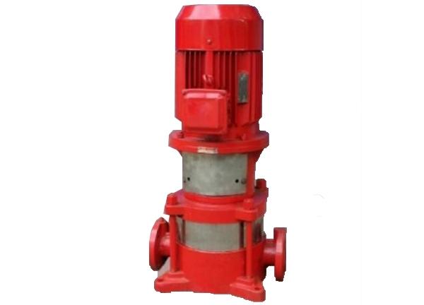 XBD-GDL立式多级消防泵(CCCF认证产品)