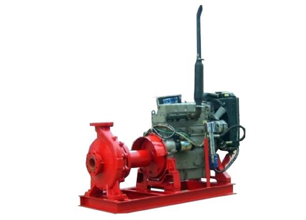 XBC-HS柴油机消防泵(CCCF认证产品)