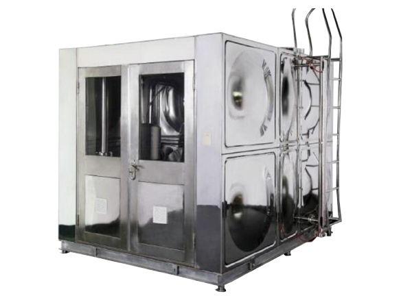 HDL-WX箱式无负压(叠压)供水设备