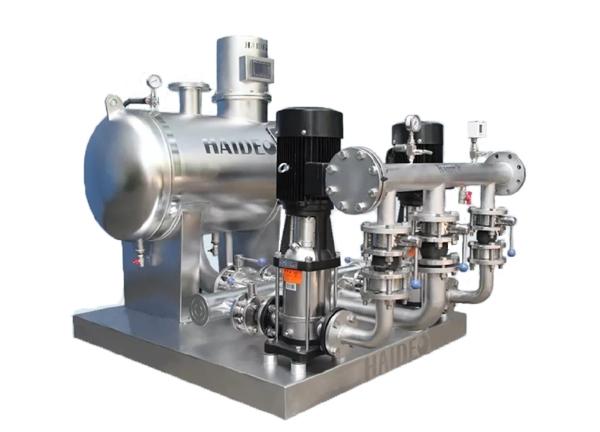 WG罐式叠压(无负压)供水设备