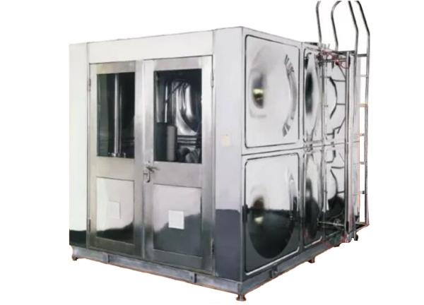 毕节Hydro T箱式无负压(叠压)供水设备