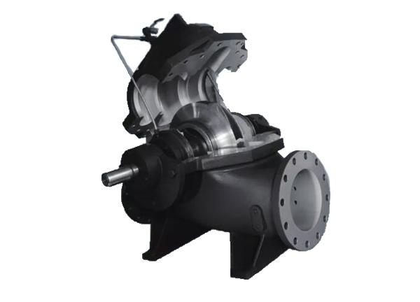 毕节新型HSK双吸泵